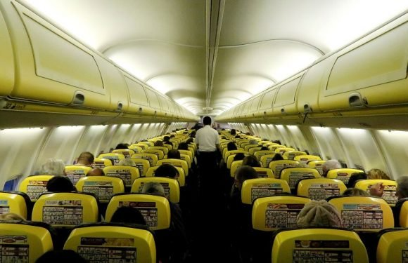 Plane passengers are being forced to pay 'sky high' prices for food and drink