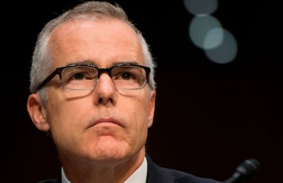 Fired FBI Deputy Director 'gave detailed notes on Trump to Mueller Russia probe'