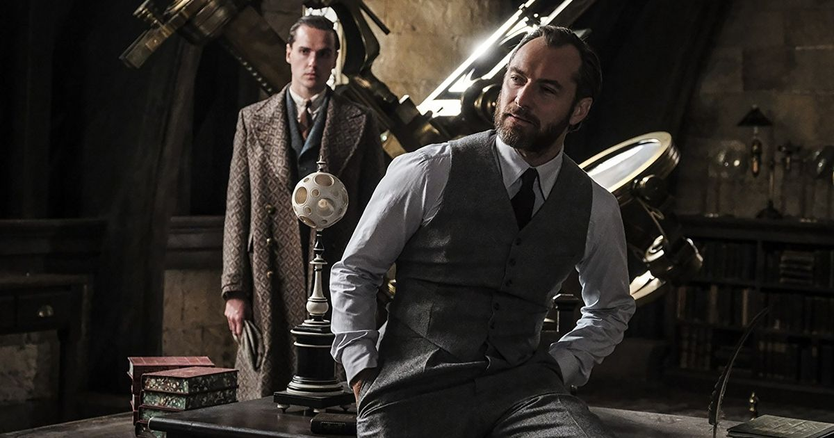 New Fantastic Beasts: The Crimes of Grindelwald teaser trailer released