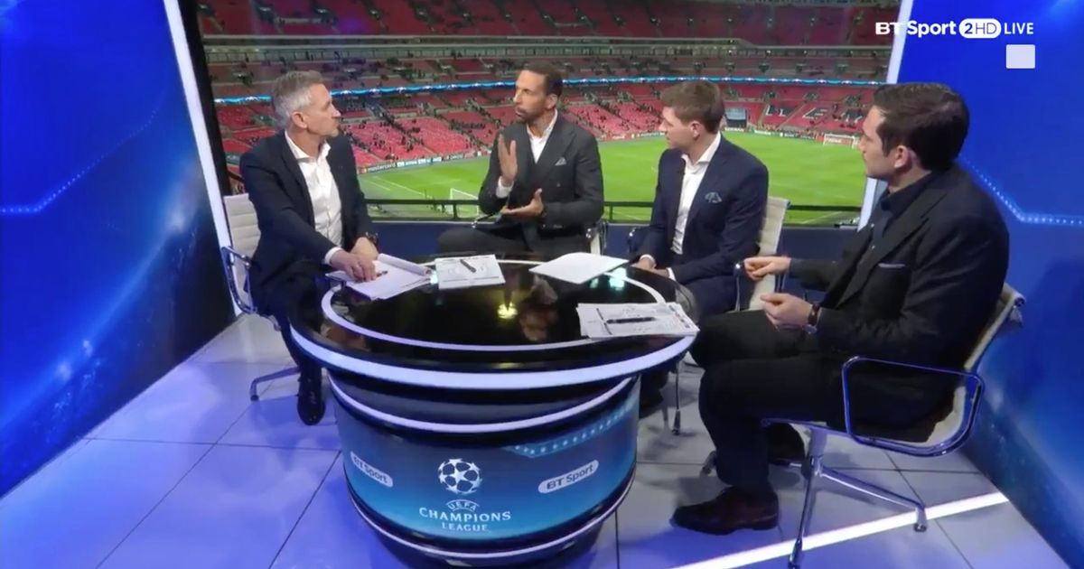 Ferdinand, Gerrard and Lampard all agree on who'll win the Champions League