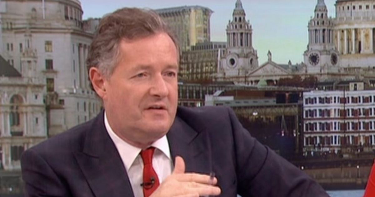 Piers Morgan shares poignant clips from interview with late Stephen Hawking