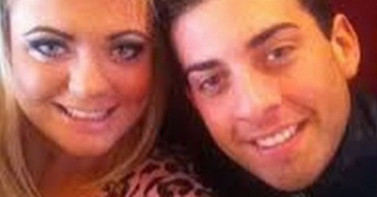 Gemma Collins films herself in bed with topless Arg after dumping Laurence