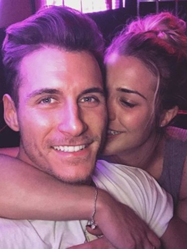 Strictly's Gorka Marquez shares topless snap in bed with Gemma Atkinson