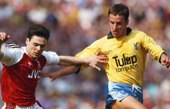 How ex-Arsenal star was tricked into believing he'd travelled to the future