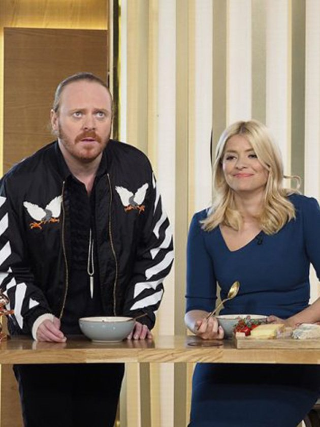 Keith Lemon reveals what it's REALLY like to party with Holly Willoughby