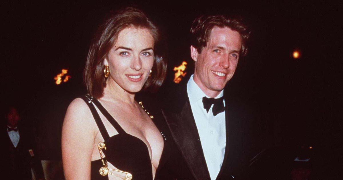 Liz Hurley says fatherhood 'transformed' ex Hugh Grant as he becomes dad again
