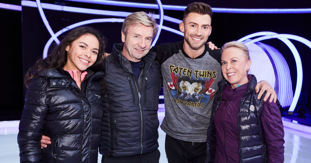 Behind-the-scenes secrets revealed ahead of the Dancing On Ice 2018 final