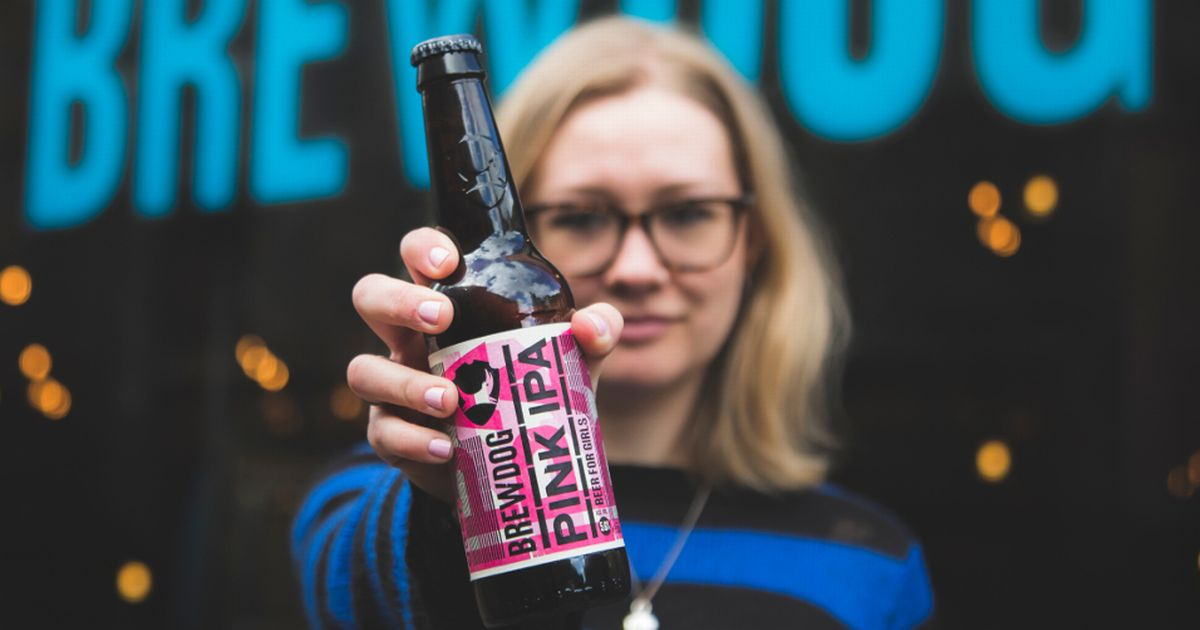 Beer company launches 'beer for girls' – totally 'misses the point'