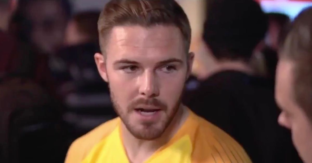 Butland picks surprise star as his best England player