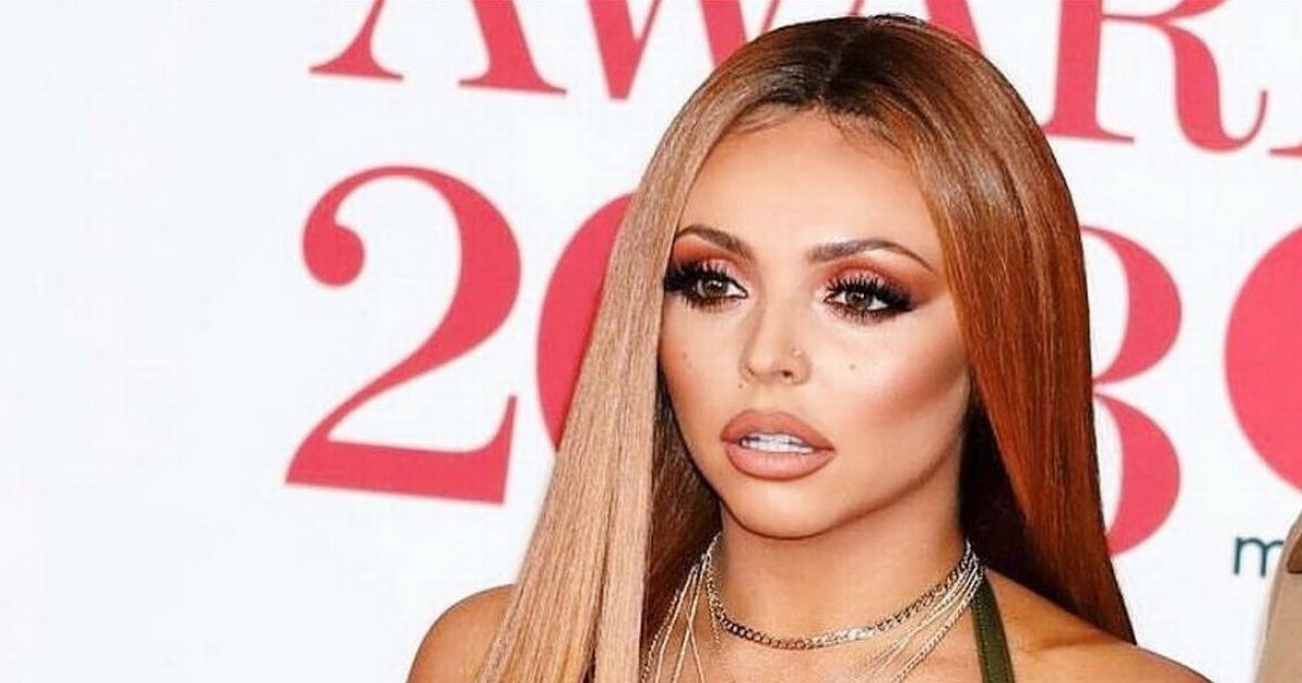 Jesy Nelson gets marriage proposals as she poses for steamy bedroom snap