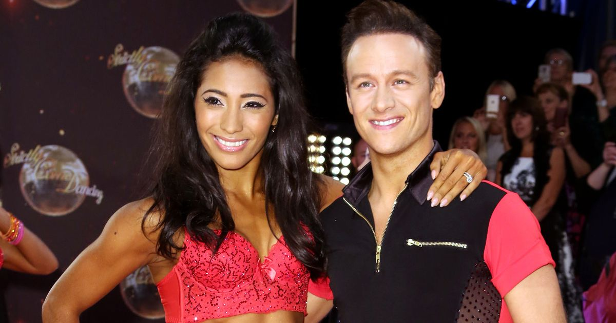 Strictly curse hits professionals just as badly as the starry-eyed celebs