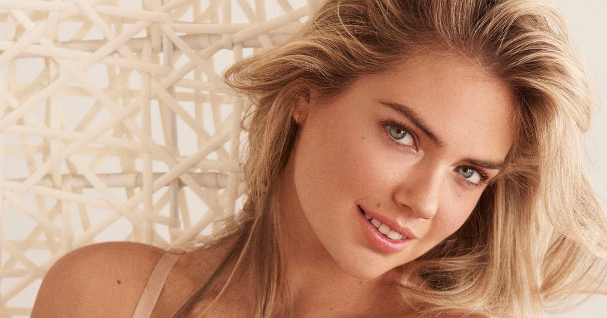 Kate Upton showcases enviable curves in sexy selection of lingerie