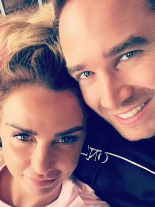 Katie Price's husband Keiran hits back after fans spot this about Bunny
