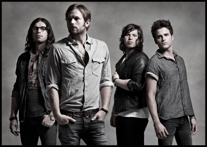 Kings Of Leon Set For Arroyo Seco Fest