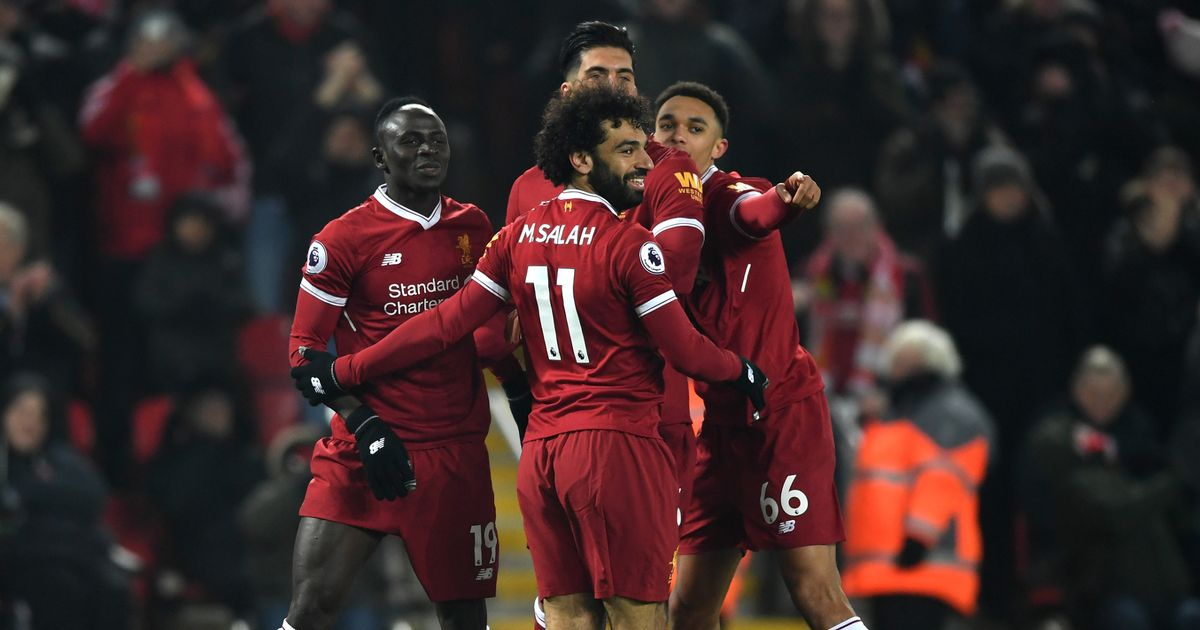 Salah and Mane both net to send the Reds up to second – 5 talking points