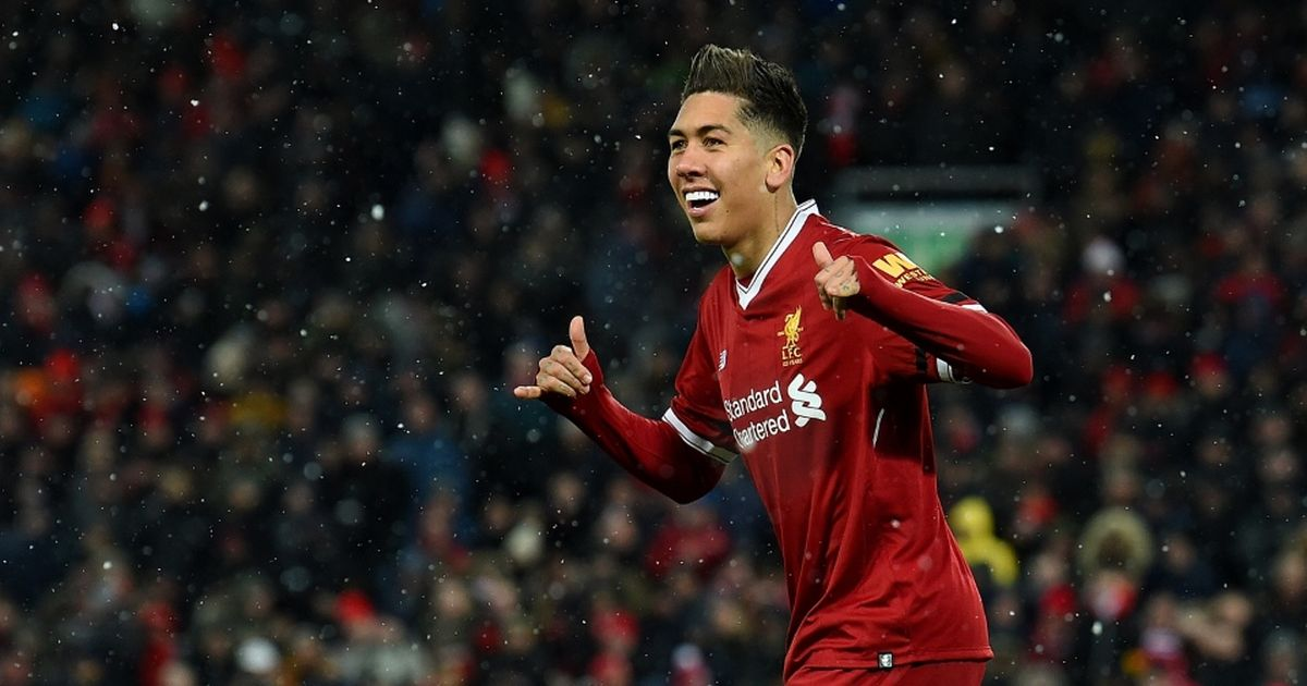 Firmino names best players from League's top six