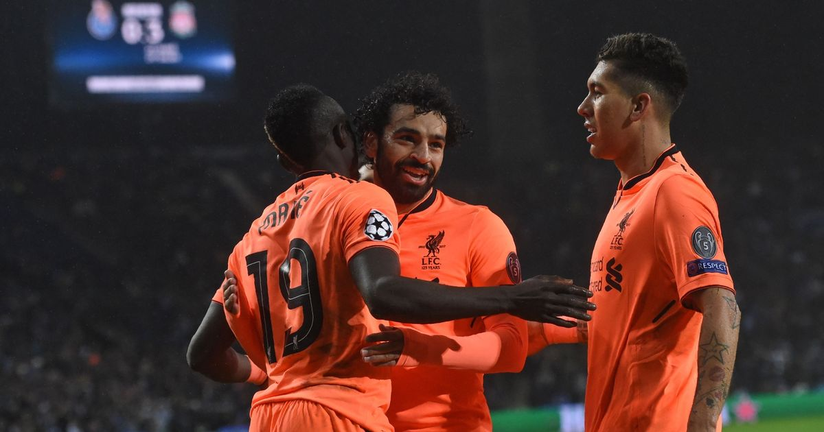 Everything you need to know about Liverpool vs Porto