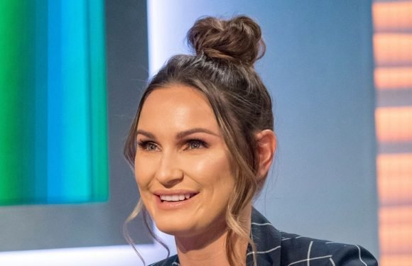 Sam Faiers applauds Dynamo for speaking up about Crohn's disease