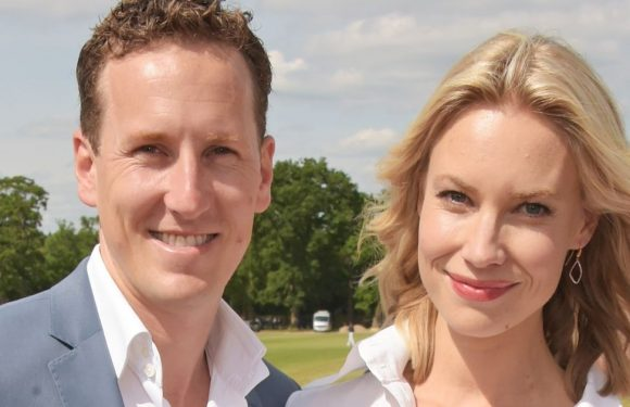 Why Brendan Cole's wife has 'banned him from partying'