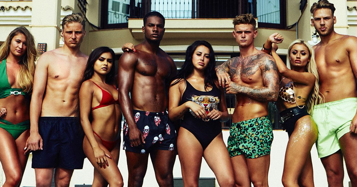 Ex on the Beach Full 2018 line-up and explosive twist revealed