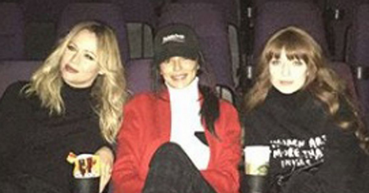 Cheryl delights fan as she reunites with Girls Aloud bandmates amid Liam drama