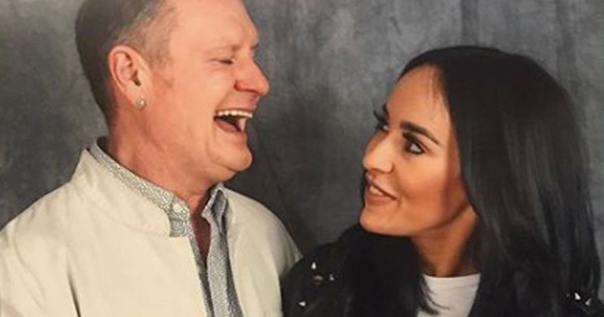 Steph Davis baffles fans with gushing tribute to 'wife beater' Paul Gascoigne