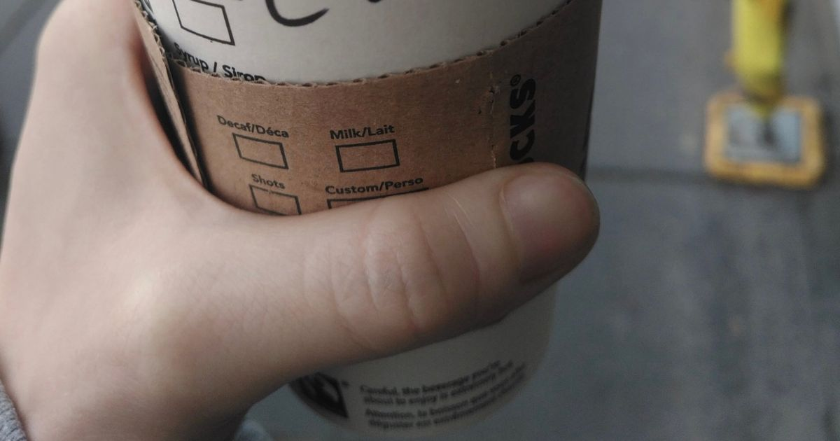 Man's plea to Starbucks after baristas keep using very X-rated take on his name