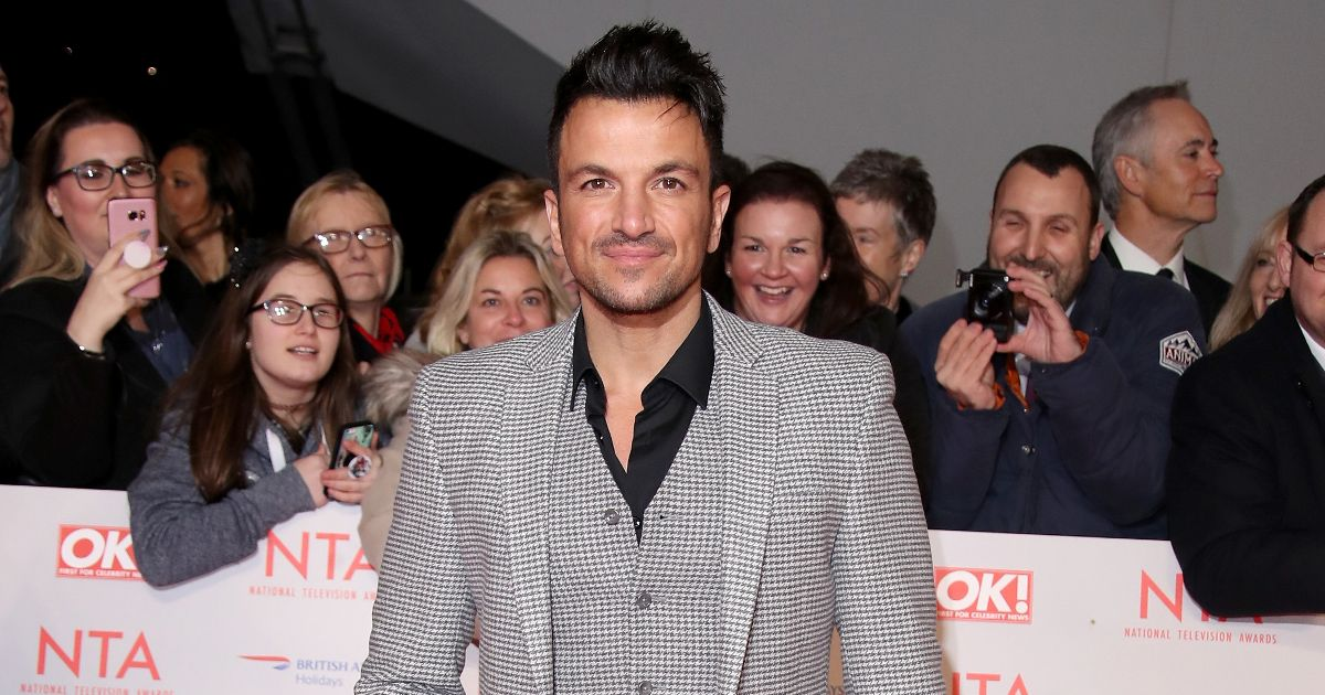 Peter Andre 'furious' with Katie Price over deal for son to launch fashion line