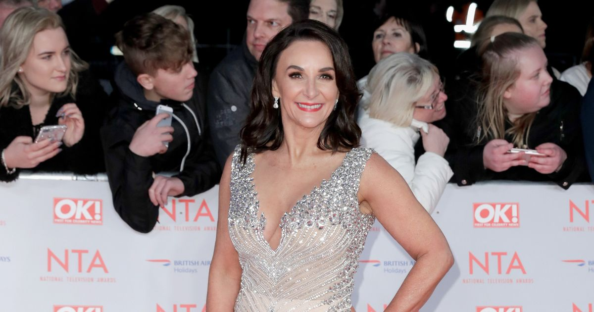 Strictly's Shirley Ballas reveals secret battle with anxiety