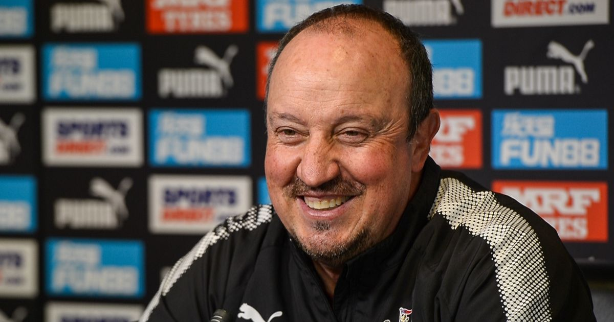 Benitez to ban partying on training break during Toon's 21 days with no match