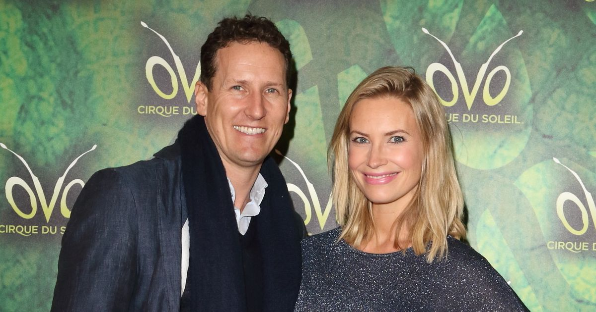 Brendan Cole's marriage 'under strain from his partying ways'