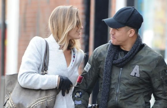 Bad day for Alexis Sanchez as he gets fined while out for dinner with girlfriend