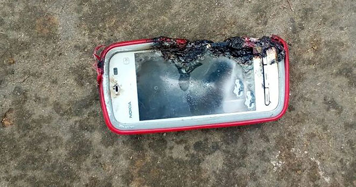 Teenager killed when mobile phone explodes while chatting to family member