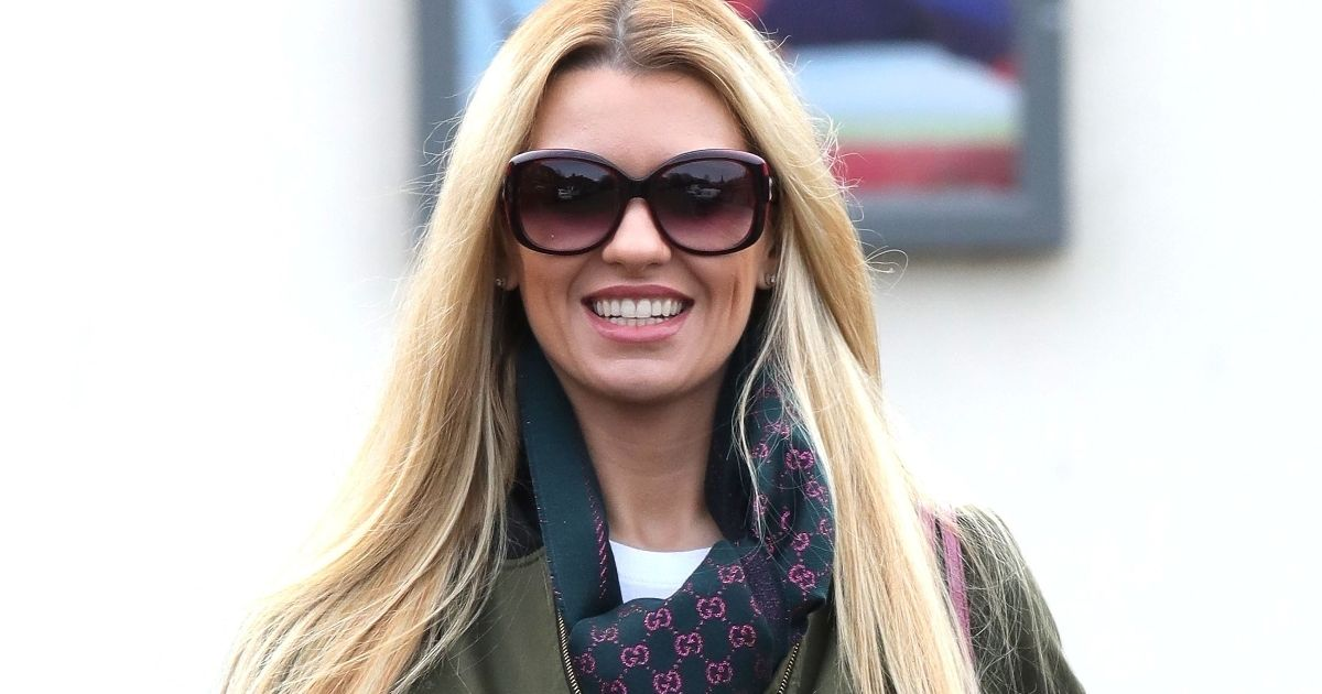 Beaming Christine McGuinness flaunts wedding ring after sharing rare pic of kids