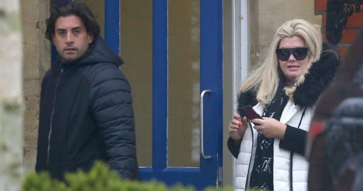 Gemma Collins and James Argent take post-coital stroll after naked bed blunder