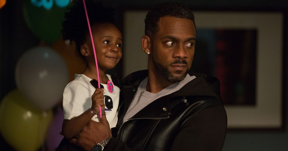 Richard Blackwood to leave Eastenders after three years on Albert Square