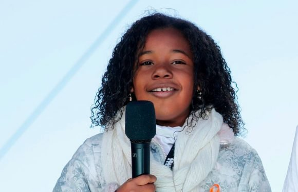 Martin Luther King's granddaughter reveals what her dream is