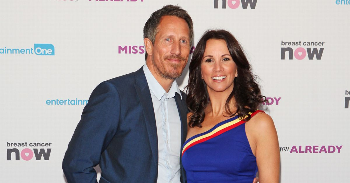 Andrea McLean insists her third marriage will survive the Loose Women curse