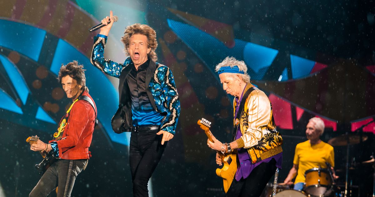 Rolling Stones announce extra UK tour dates and they're not where you'd expect