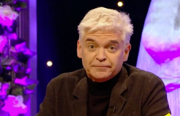 Phillip Schofield stuns Celebrity Juice viewers with outrageous expletive