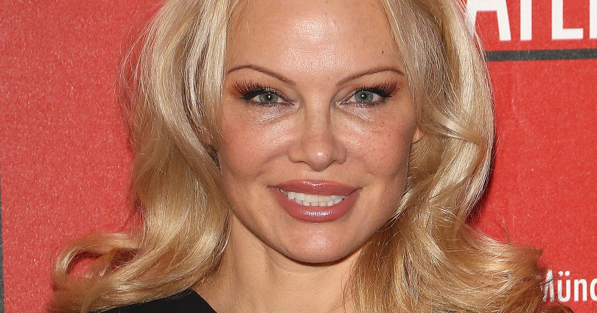 Pamela Anderson defends son Brandon after altercation with Tommy Lee