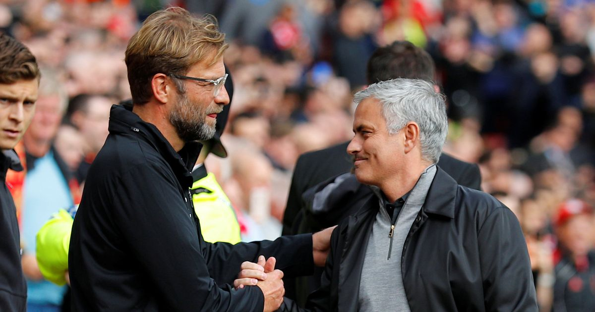 Everything Mourinho and Klopp have ever said about each other