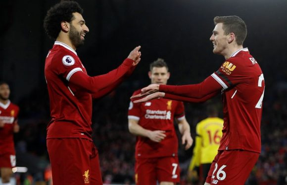 5 talking points as Liverpool goal ace Mo Salah destroys Watford
