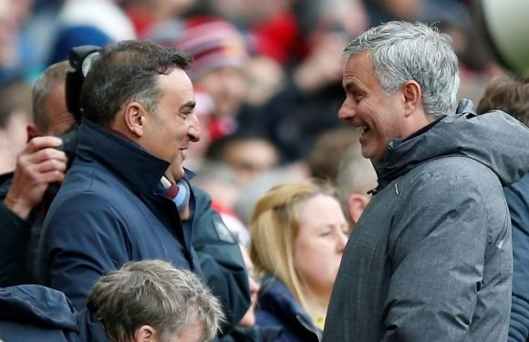 Mourinho and Carvalhal surprised everyone after Man United beat Swansea