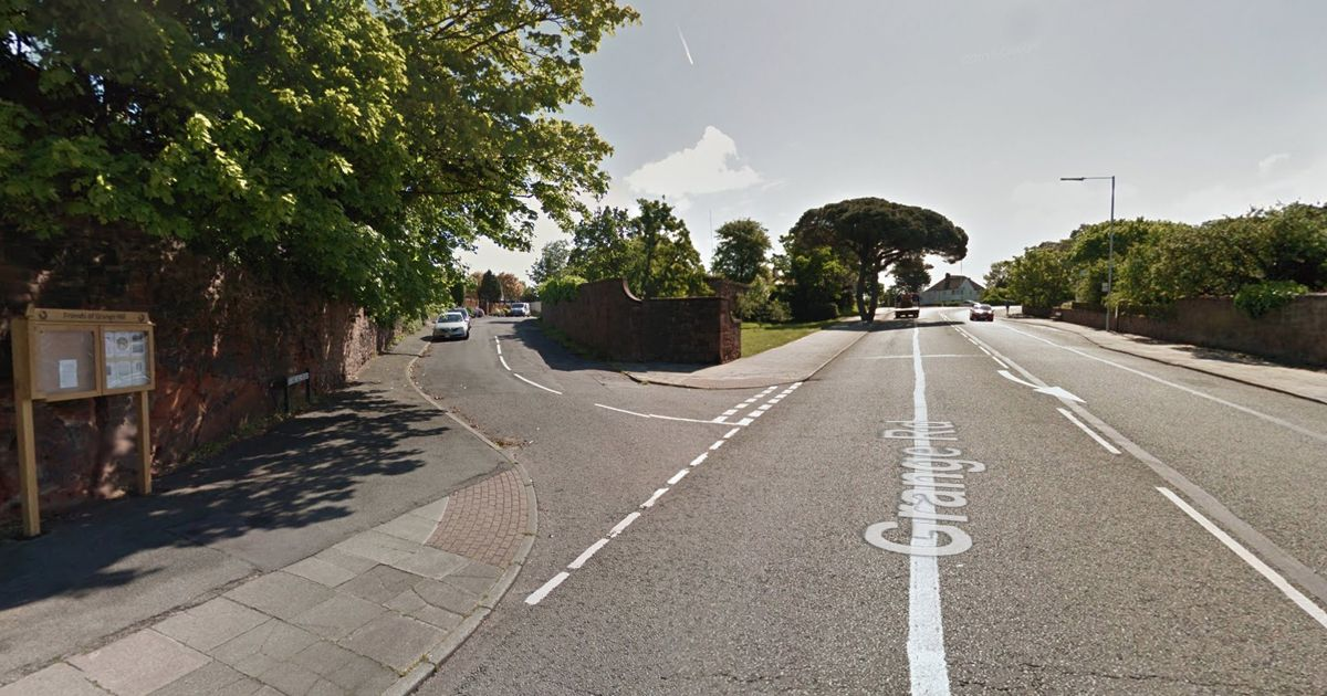 Man critical after being run over by his own car and trapped against lamppost