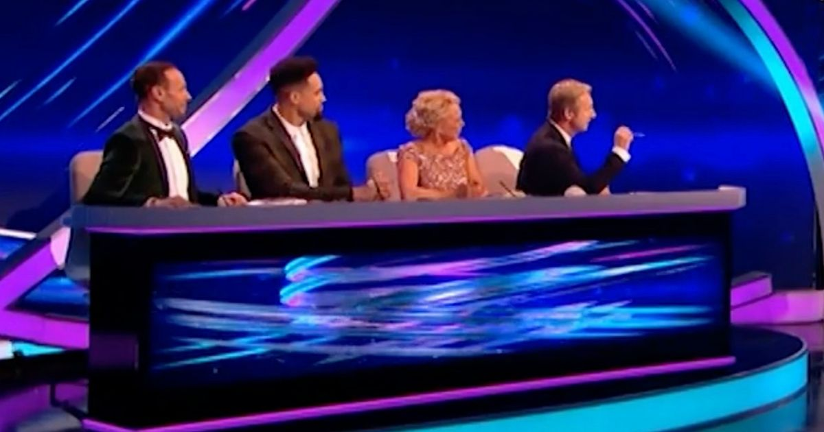 Dancing On Ice reveals third place star who agonisingly misses out on Bolero