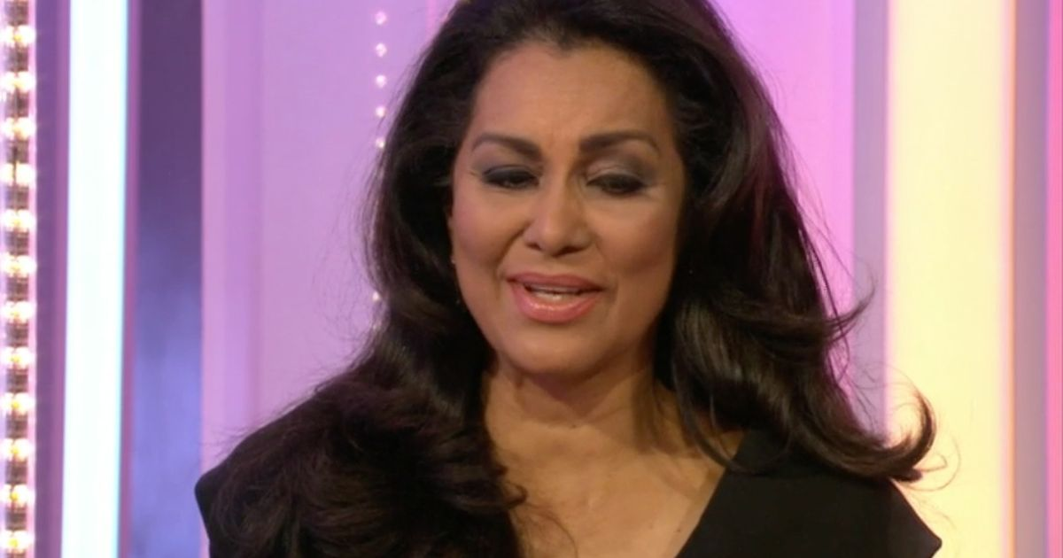 Lady Wilnelia Merced reveals touching moment she first met Sir Bruce Forsyth
