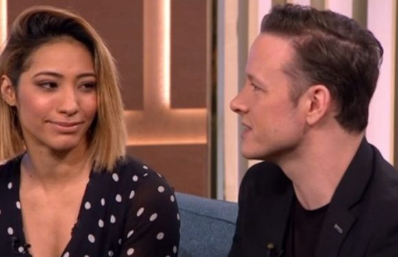 Karen and Kevin Clifton drop massive hint marriage is back on during interview