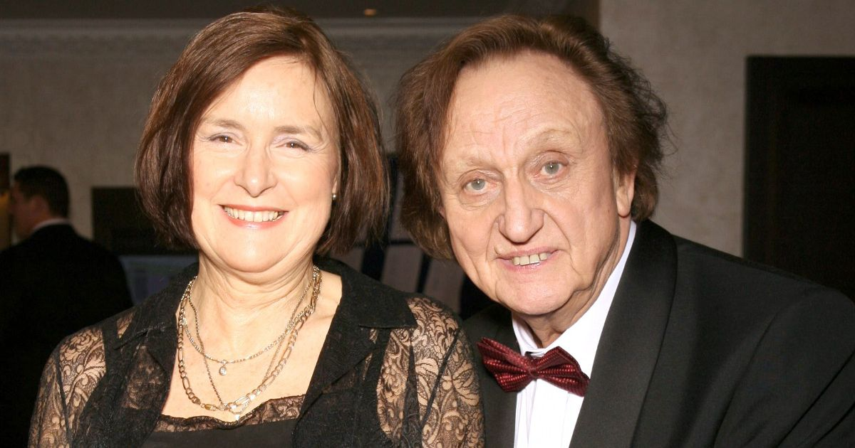 Sir Ken Dodd's final wish was to wed his long-term love