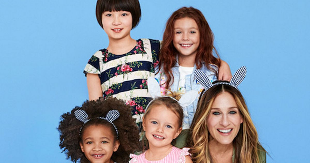 Sarah Jessica-Parker has created a new Gap kids range and it's on sale now